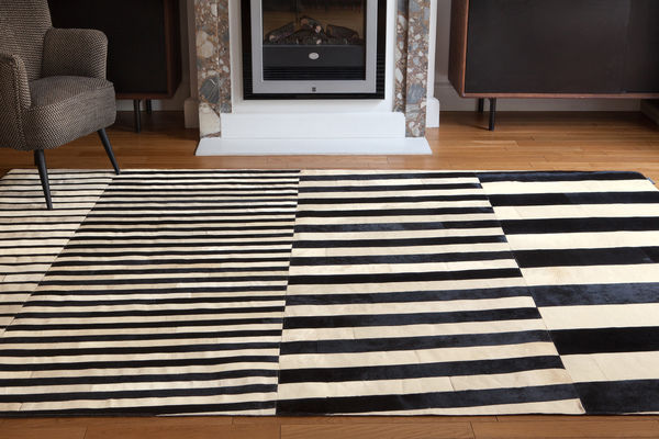 tapis ray noir et blanc 9 id es de d coration int rieure french decor. Black Bedroom Furniture Sets. Home Design Ideas