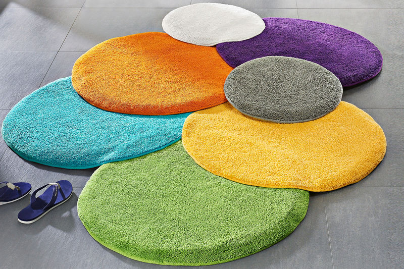 Tapis Rond Jaune Moutarde 10 Idees De Decoration Interieure