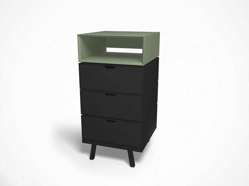 chiffonnier bois et metal 18 id es de d coration int rieure french decor. Black Bedroom Furniture Sets. Home Design Ideas