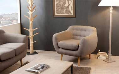 petit fauteuil pour salon id es de d coration int rieure french decor. Black Bedroom Furniture Sets. Home Design Ideas