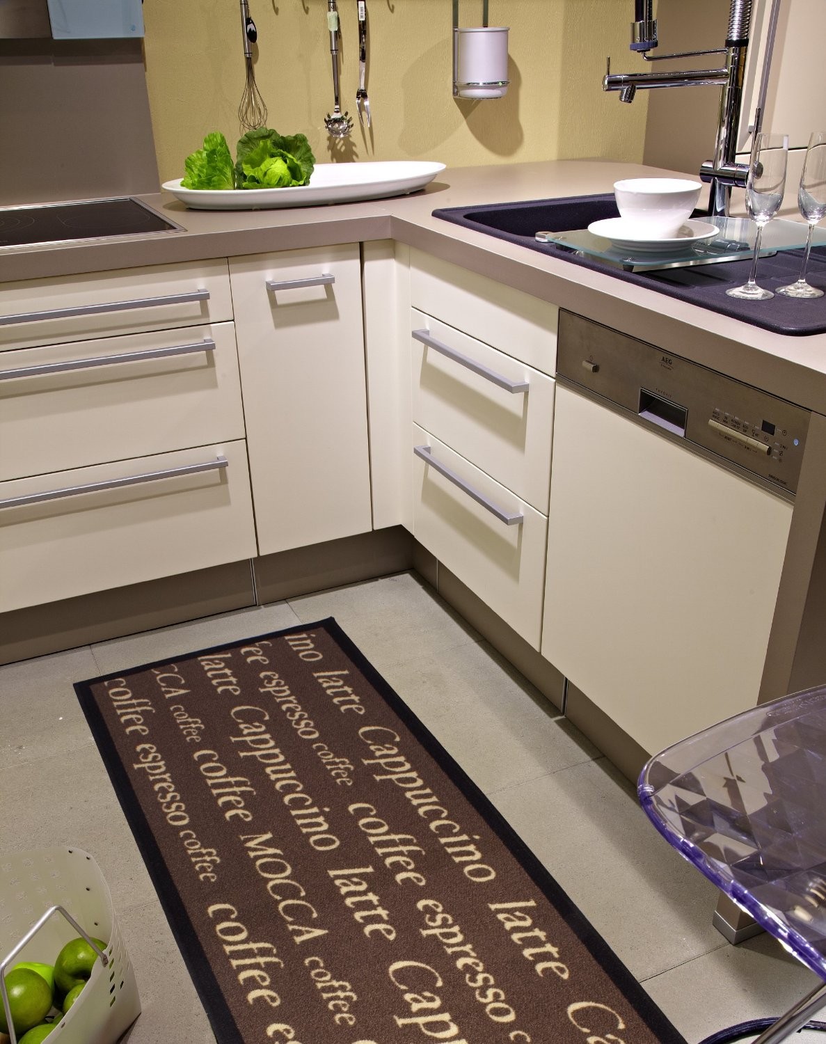 Awesome Tapis Cuisine Pas Cher Ideas - House Interior ...