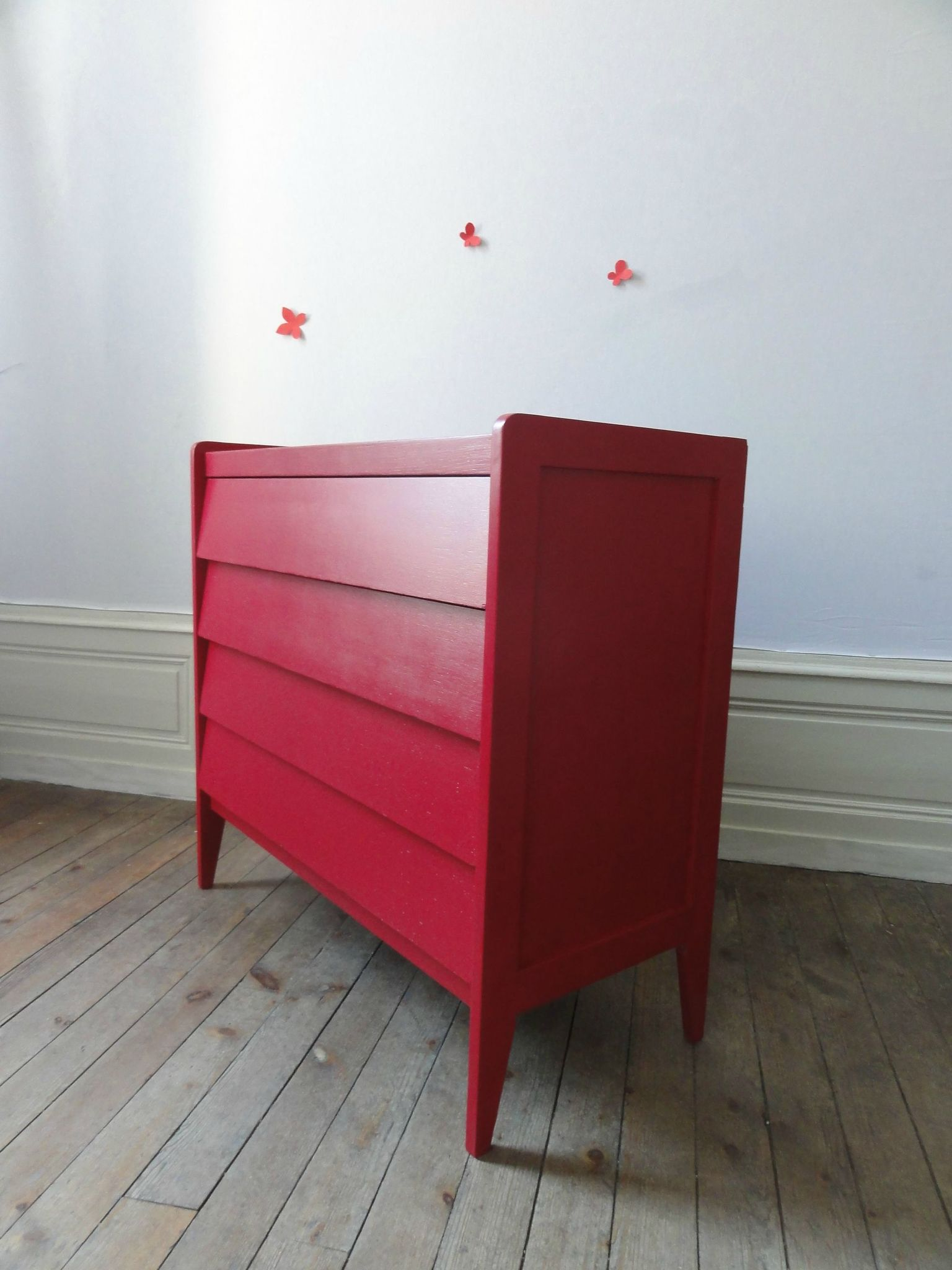 commode couleur