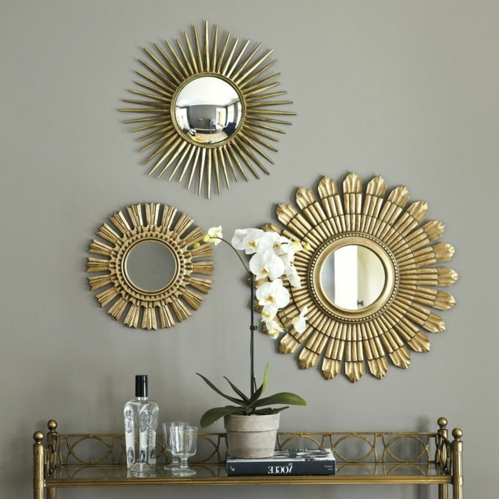 decoration miroir design