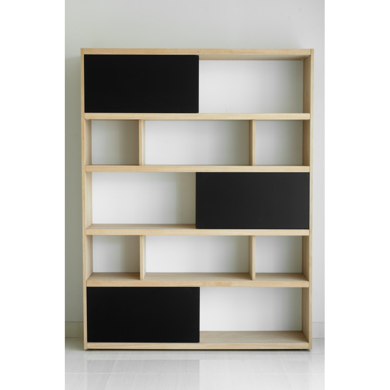 etagere bibliotheque design id es de d coration int rieure french decor. Black Bedroom Furniture Sets. Home Design Ideas