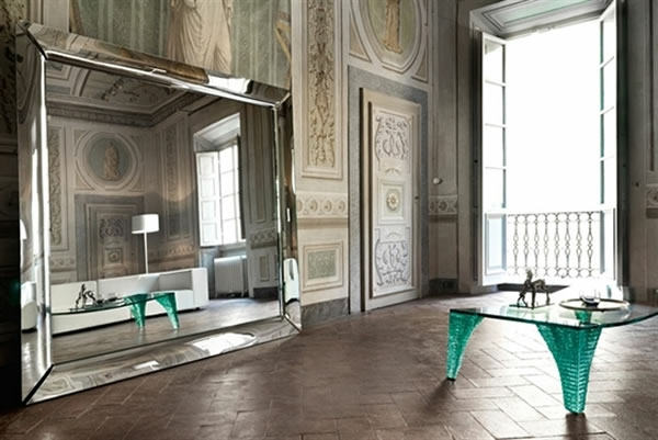 grand miroir mural id es de d coration int rieure french decor. Black Bedroom Furniture Sets. Home Design Ideas