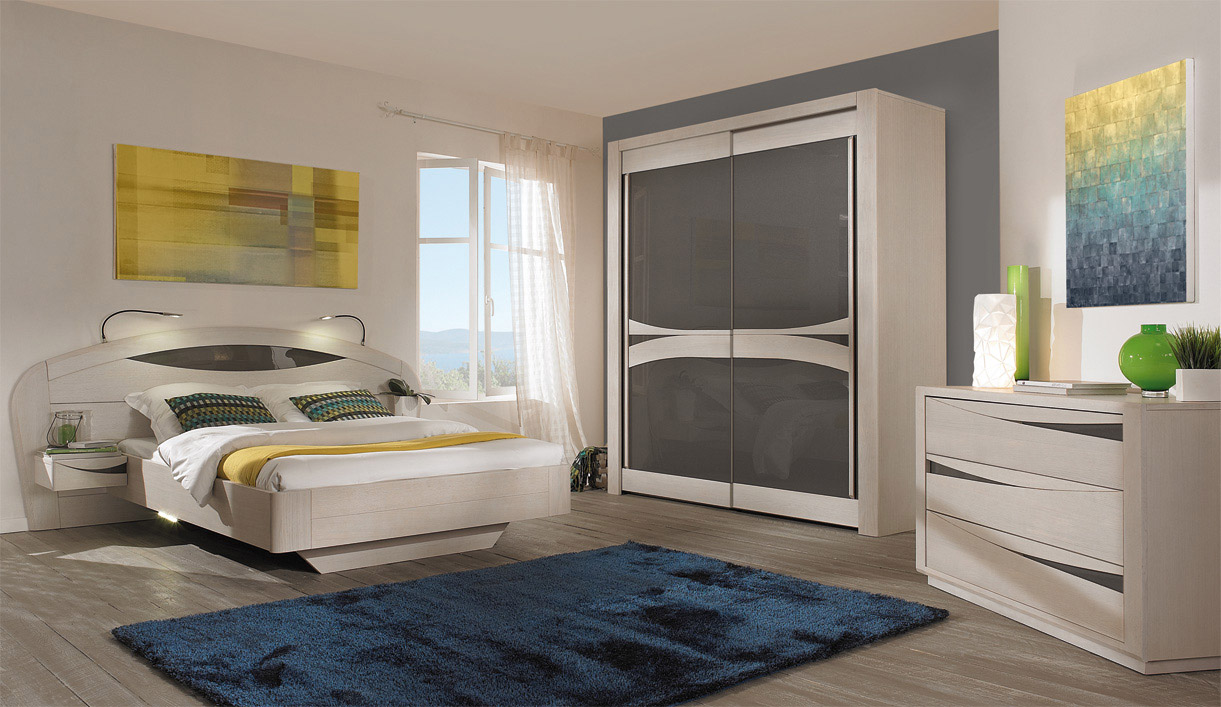 Awesome Chambre A Coucher Moderne 2016 Pictures - House ...