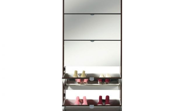 meuble chaussures miroir conforama id es de d coration. Black Bedroom Furniture Sets. Home Design Ideas
