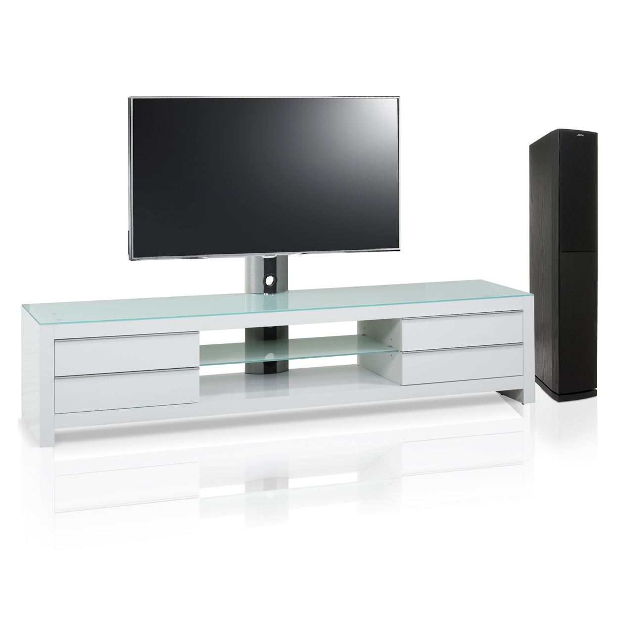 meuble tv avec support id es de d coration int rieure french decor. Black Bedroom Furniture Sets. Home Design Ideas