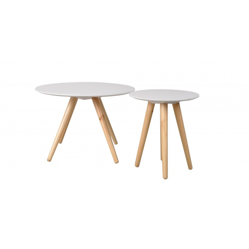 petite table basse ronde