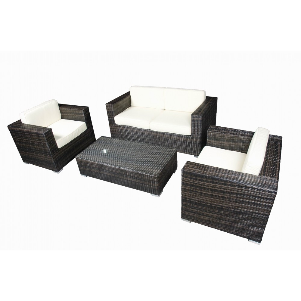 salon bas de jardin resine tressee pas cher id es de. Black Bedroom Furniture Sets. Home Design Ideas