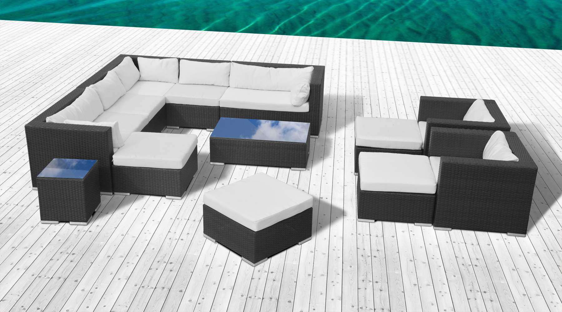 salon de d tente jardin pas cher 5 id es de d coration. Black Bedroom Furniture Sets. Home Design Ideas