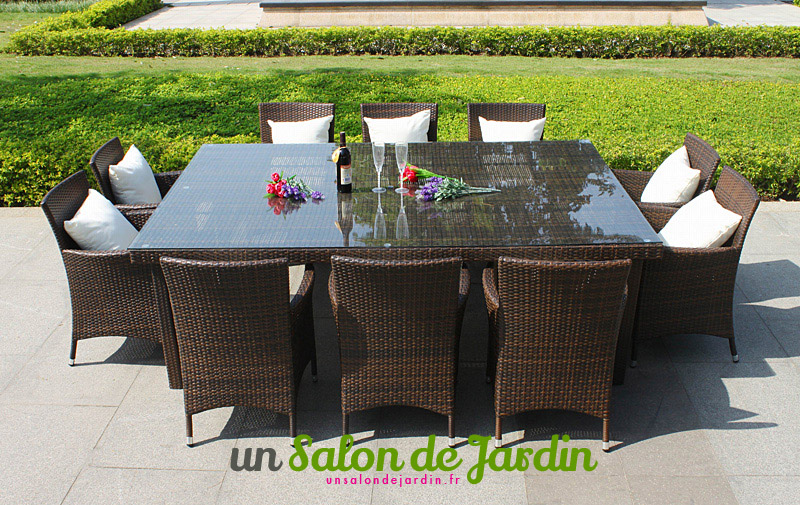 salon de jardin 10 personnes 2 id es de d coration int rieure french decor. Black Bedroom Furniture Sets. Home Design Ideas