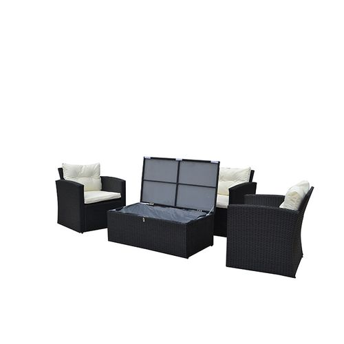 salon de jardin avec coffre 6 id es de d coration int rieure french decor. Black Bedroom Furniture Sets. Home Design Ideas