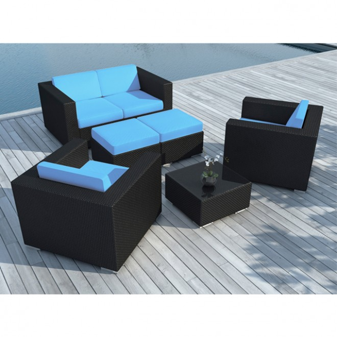 salon de jardin bleu 9 id es de d coration int rieure french decor. Black Bedroom Furniture Sets. Home Design Ideas