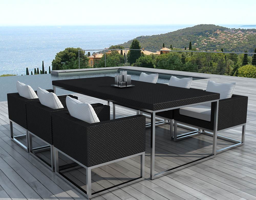 Best Table De Jardin Alu Design Pictures - Doztopo.us - doztopo.us