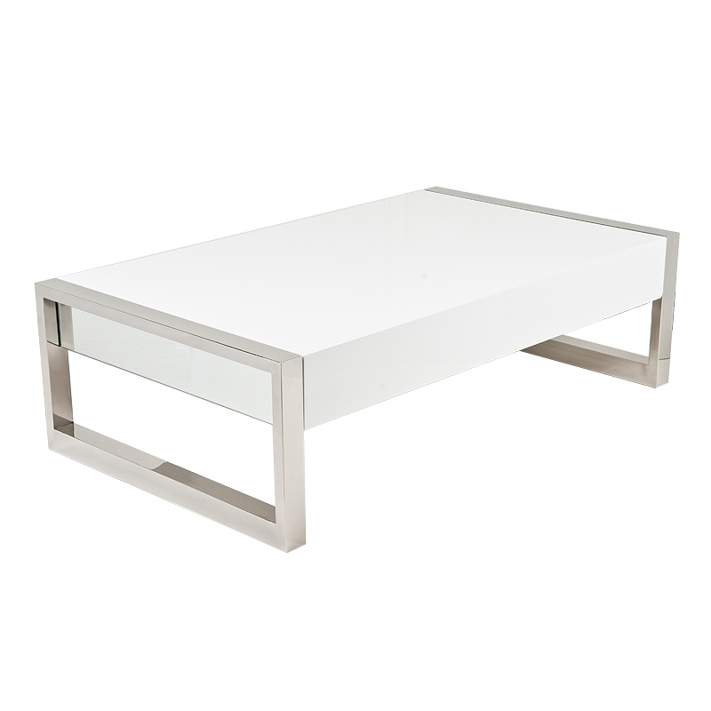 Table basse blanc laqu pas cher 12 id es de d coration int rieure french decor - Table basse laque blanc pas cher ...