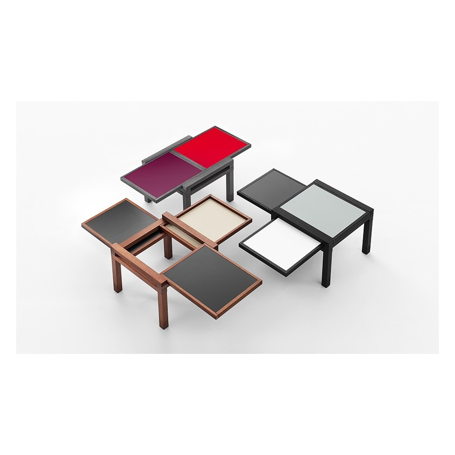 Table basse modulable id es de d coration int rieure - Idee deco table basse ...