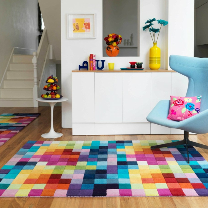 tapis color - Tapis Colore