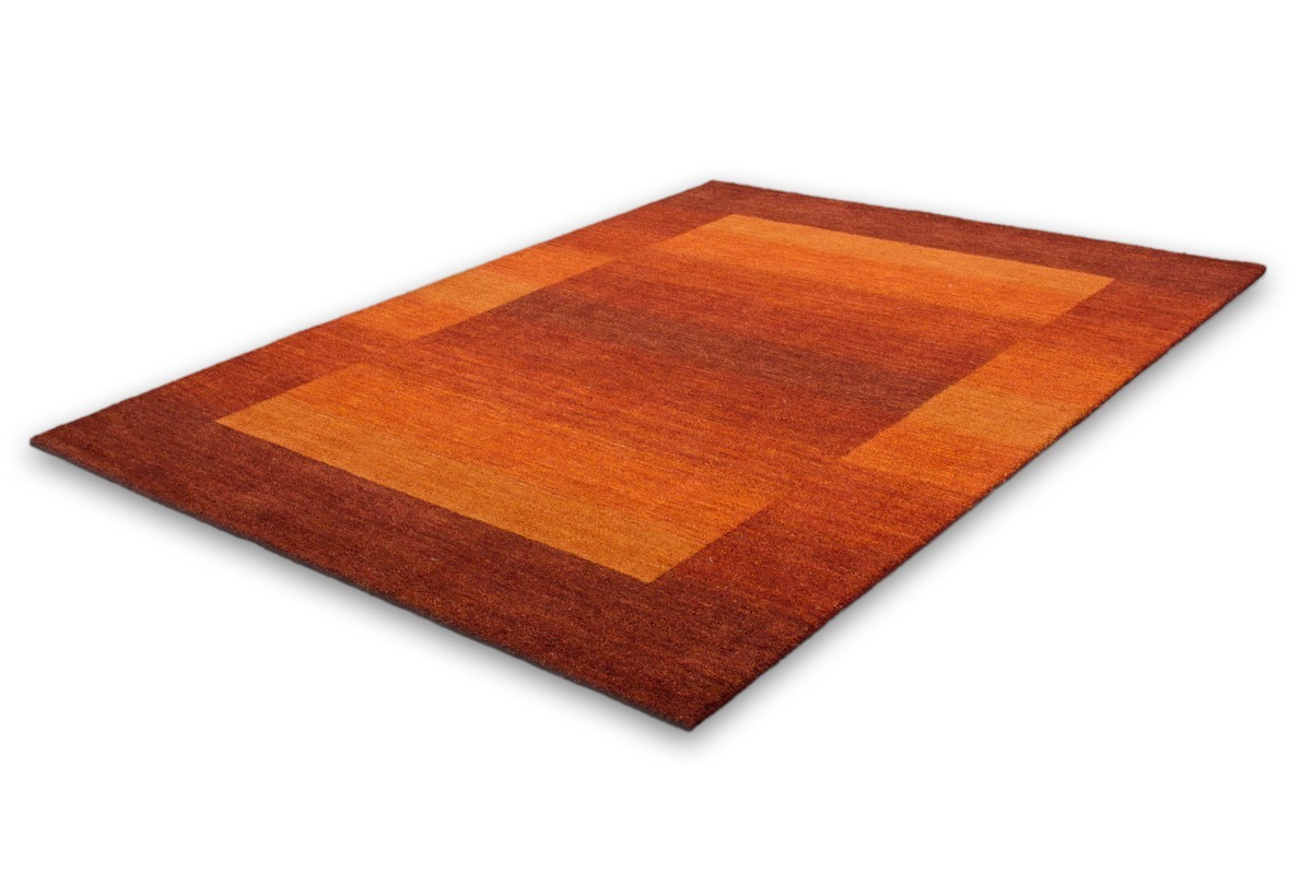 Tapis De Salon Orange