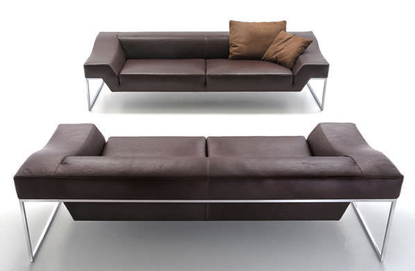 Canap contemporain design id es de d coration int rieure french decor for Sofa contemporain design