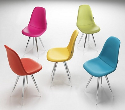 Chaise De Couleur Design