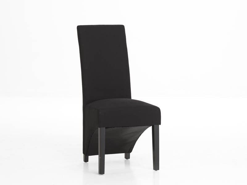 Chaise Noir Salle A Manger Idees De Decoration Interieure French