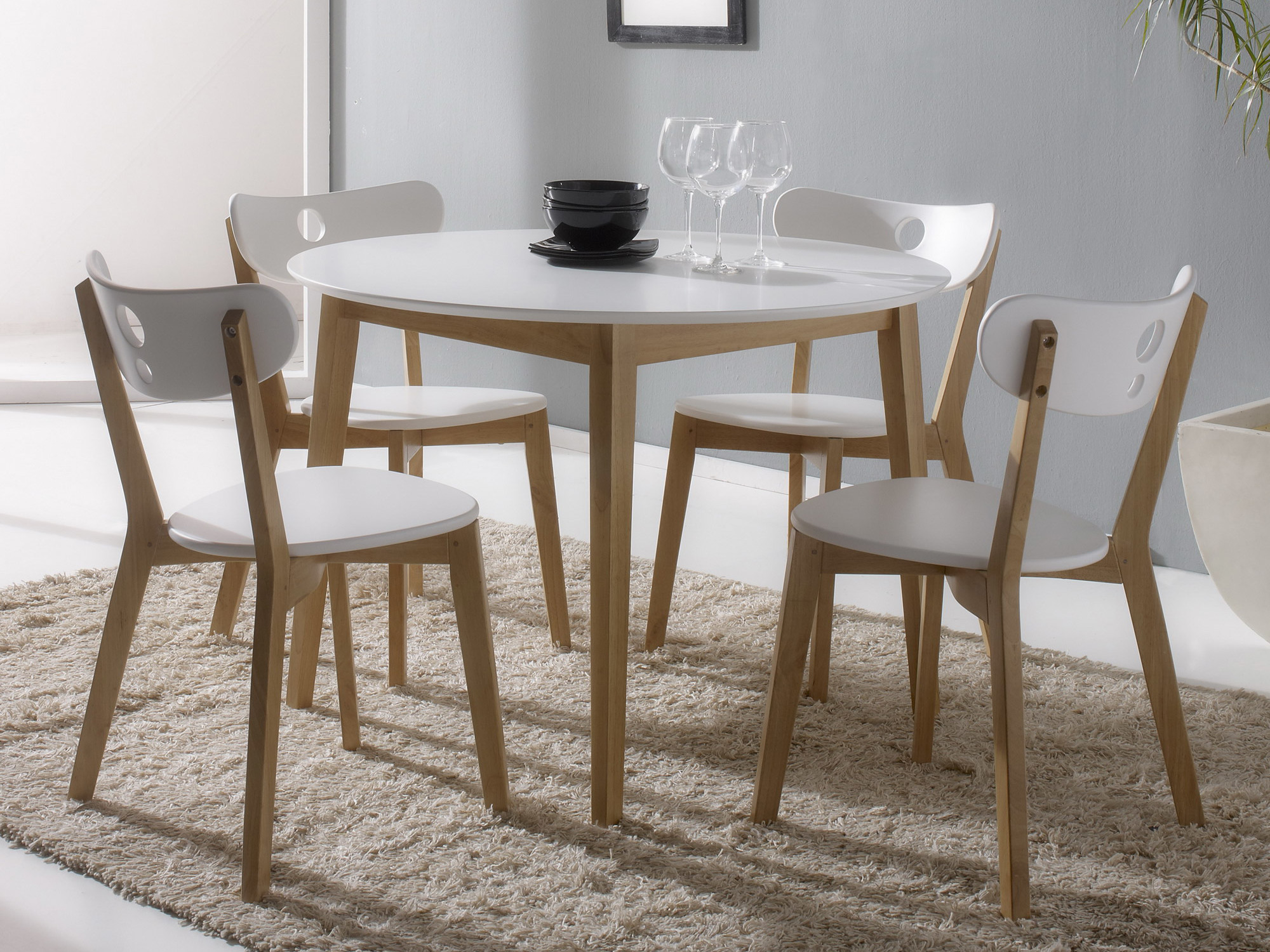 chaise table salle a manger