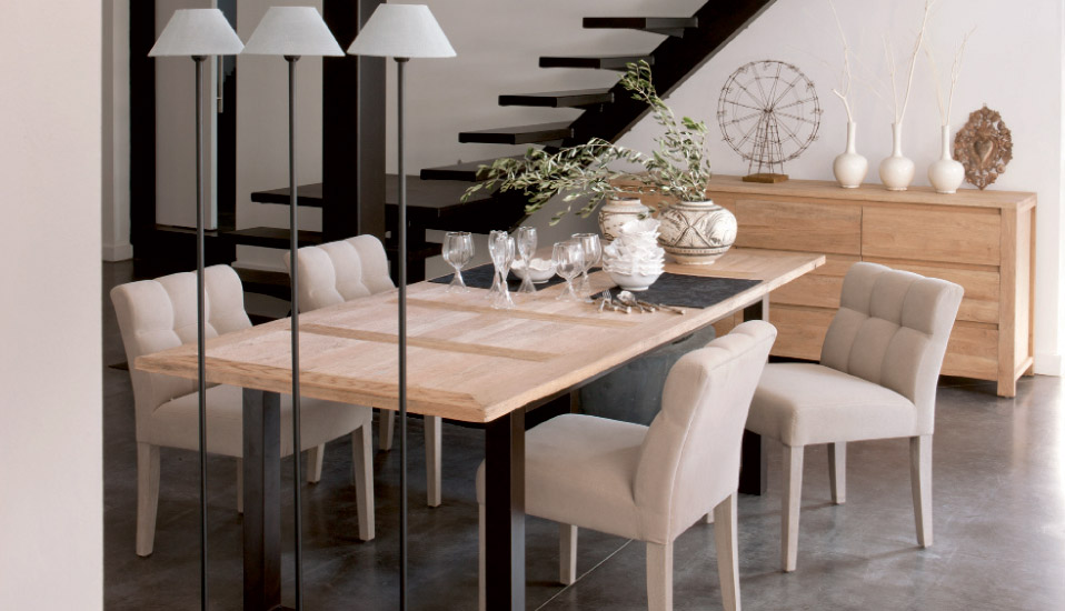 Chaise Table Salle A Manger Idees De Decoration Interieure