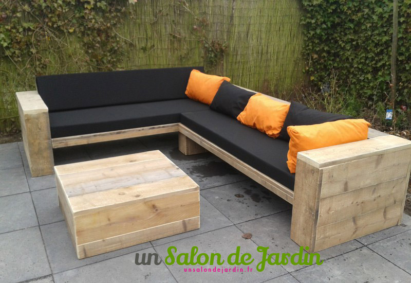 Best Salon De Jardin Style Palette Contemporary - House Design ...