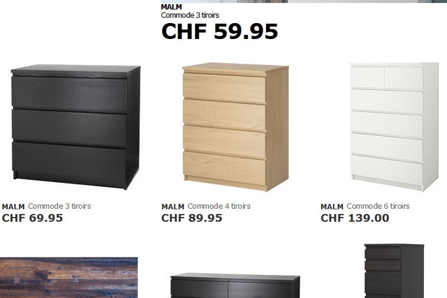 ikea meuble commode id es de d coration int rieure french decor. Black Bedroom Furniture Sets. Home Design Ideas