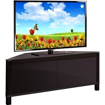 meuble tv d angle noir id es de d coration int rieure. Black Bedroom Furniture Sets. Home Design Ideas