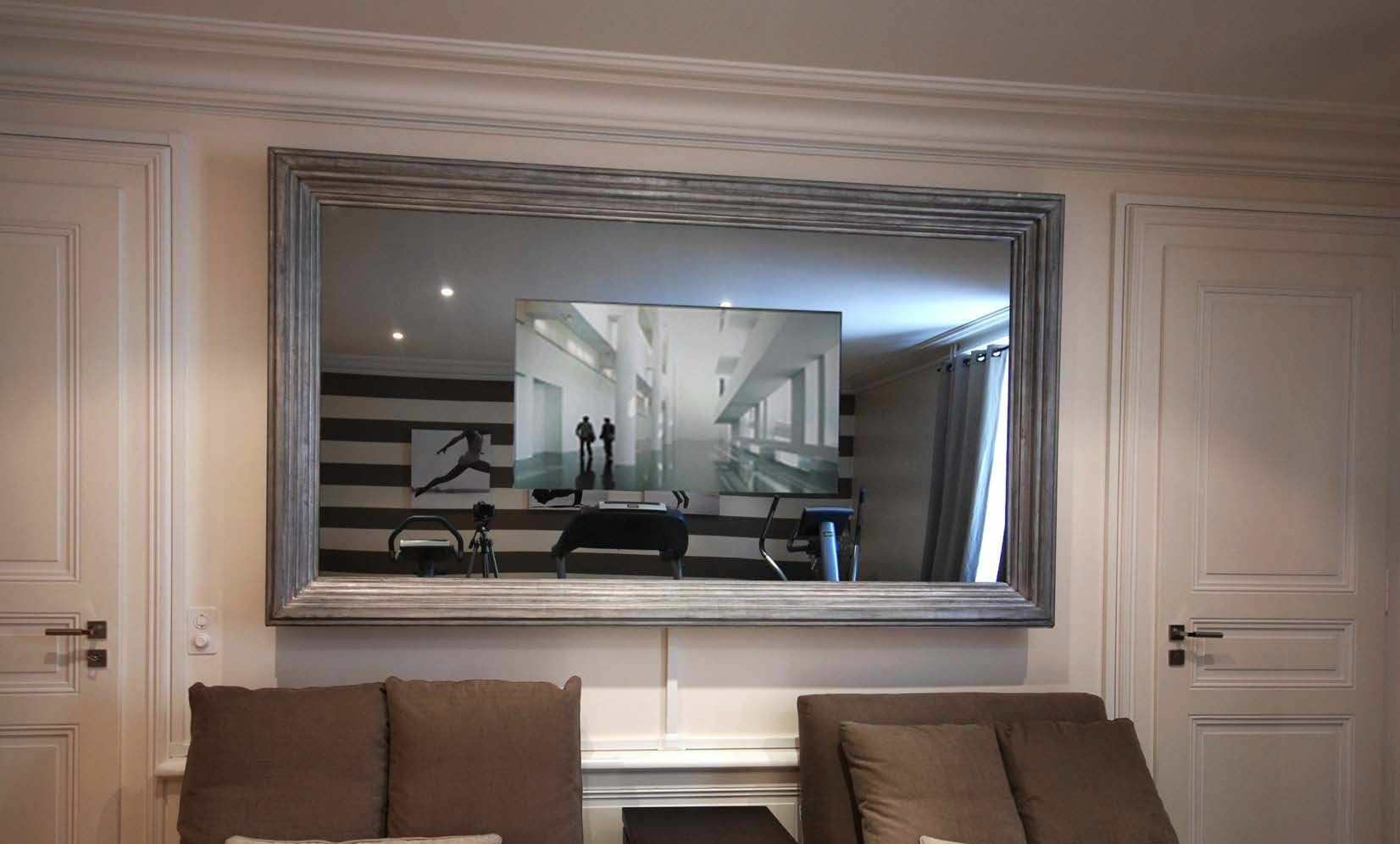 miroir rectangulaire salon id es de d coration