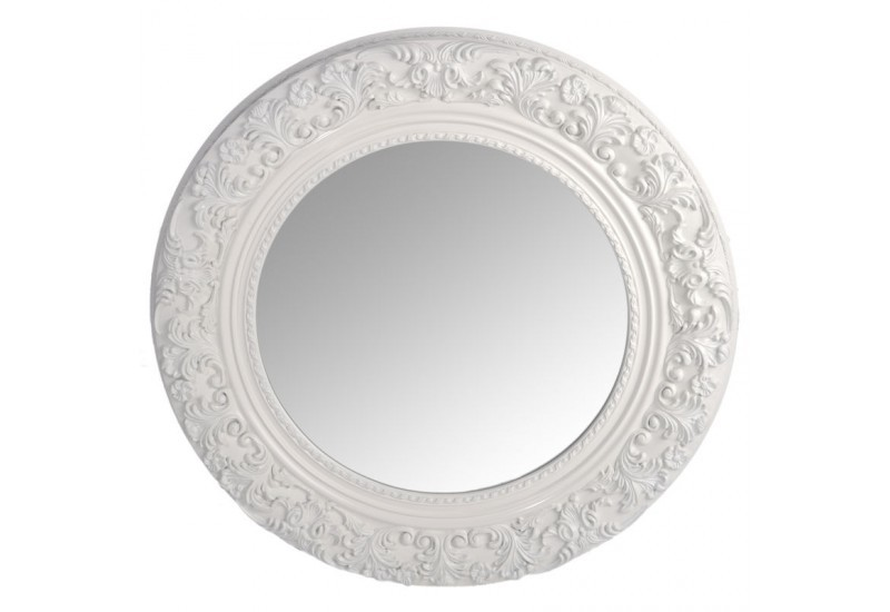 miroir rond blanc id es de d coration int rieure french decor. Black Bedroom Furniture Sets. Home Design Ideas