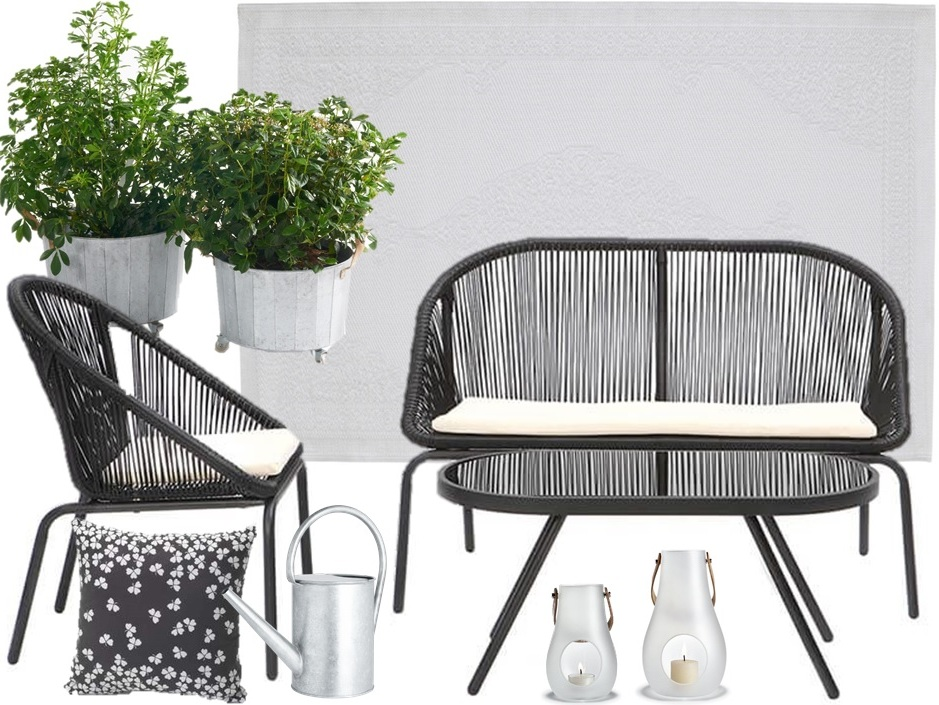 petit salon de jardin pour balcon pas cher id es de. Black Bedroom Furniture Sets. Home Design Ideas