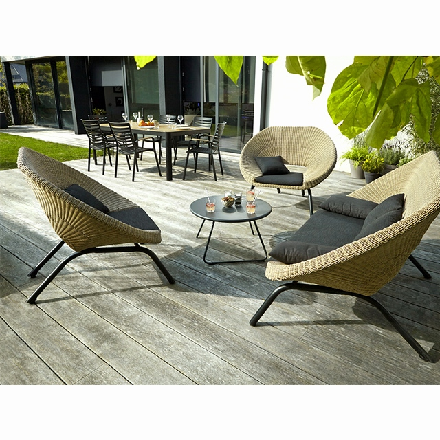 Salon de jardin en rotin id es de d coration int rieure - Salon de jardin en rotin collection loa ...