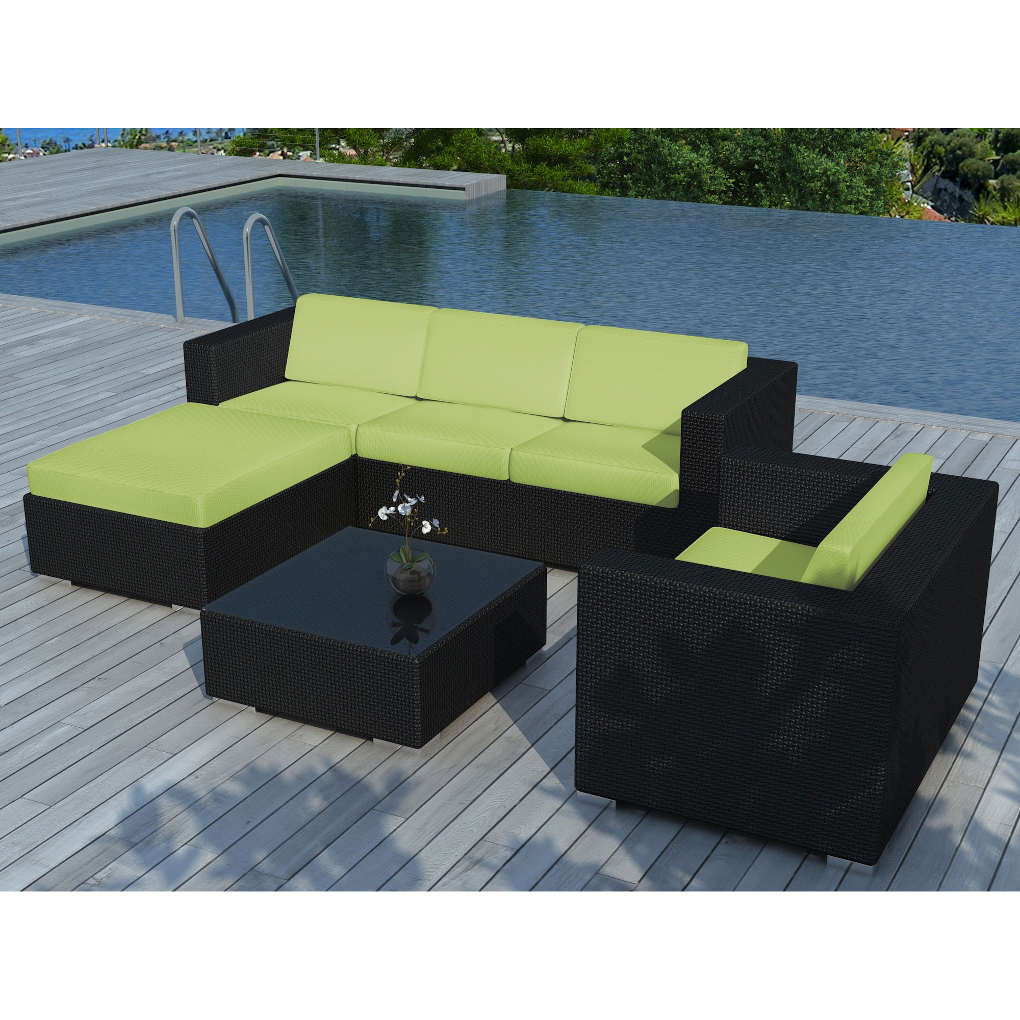 salon de jardin fauteuil 4 id es de d coration int rieure french decor. Black Bedroom Furniture Sets. Home Design Ideas