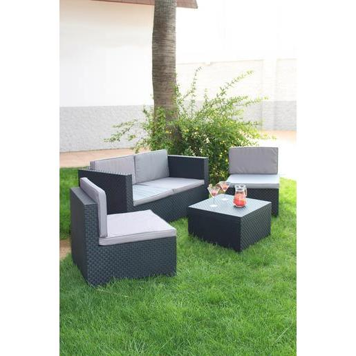 salon de jardin petit prix id es de d coration. Black Bedroom Furniture Sets. Home Design Ideas