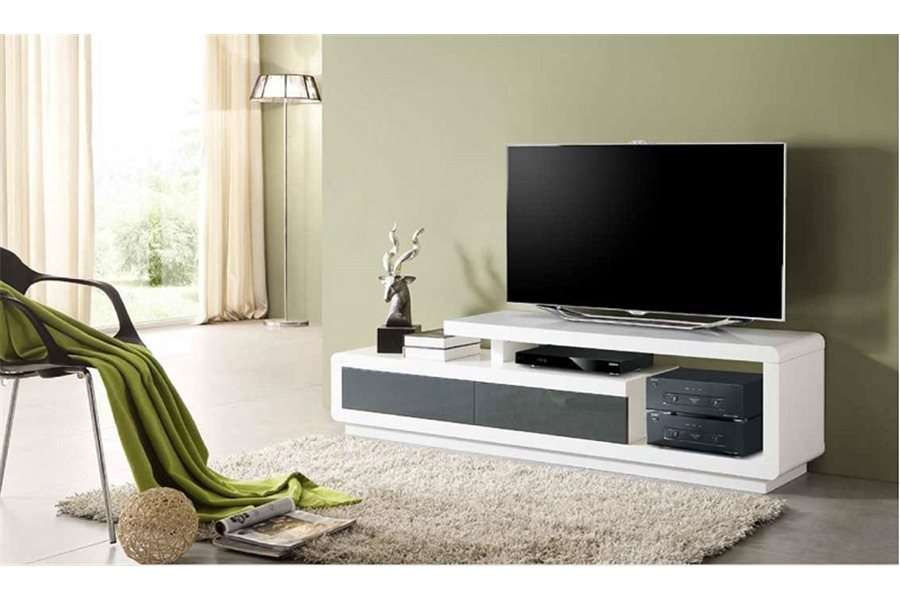 table a television id es de d coration int rieure. Black Bedroom Furniture Sets. Home Design Ideas