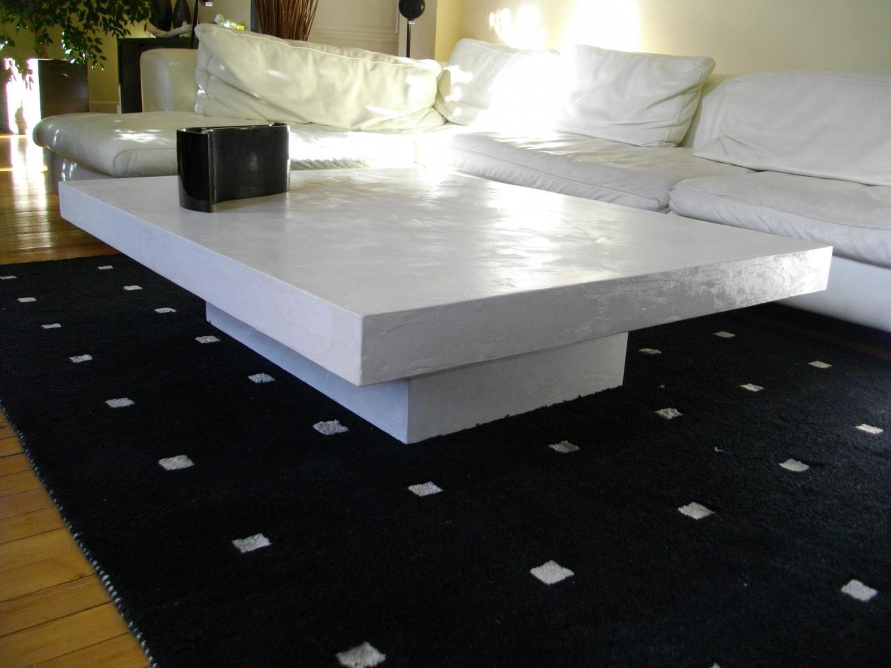 table basse grande taille id es de d coration int rieure french decor. Black Bedroom Furniture Sets. Home Design Ideas