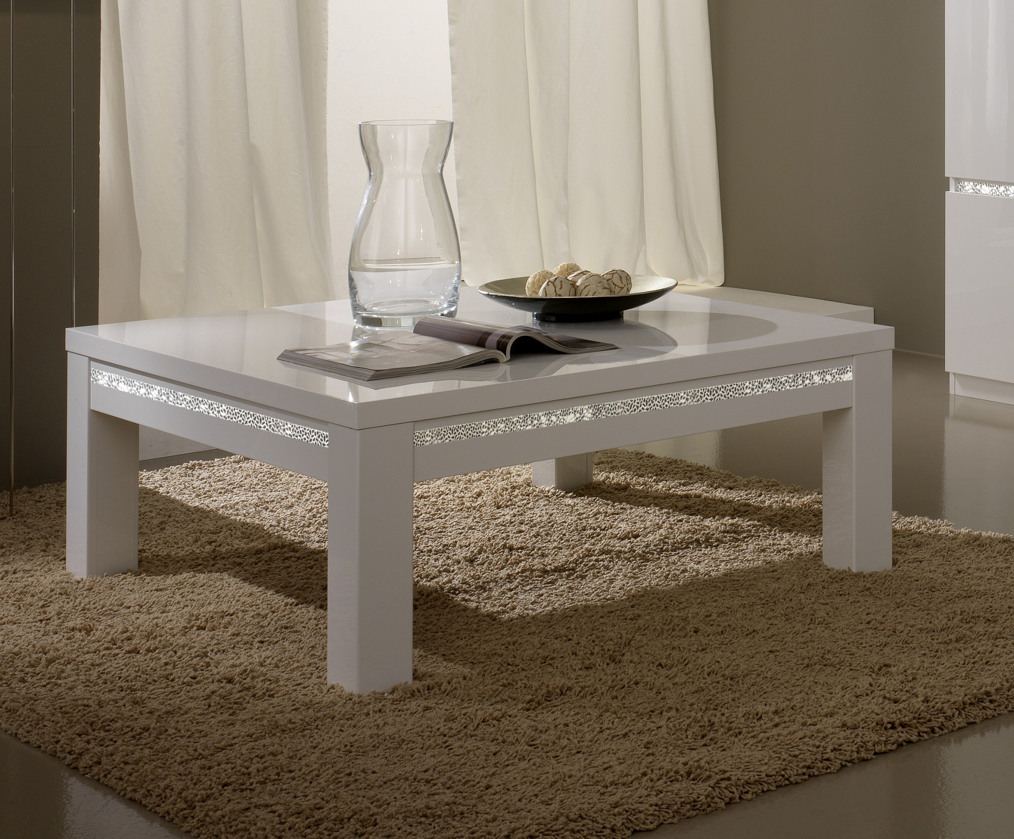 table basse moderne blanche id es de d coration int rieure french decor. Black Bedroom Furniture Sets. Home Design Ideas