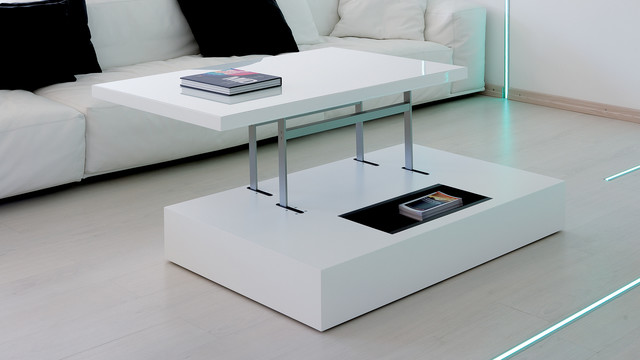 table basse rehaussable