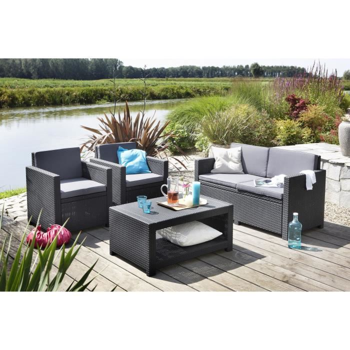 vente de salon de jardin id es de d coration int rieure. Black Bedroom Furniture Sets. Home Design Ideas