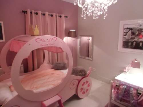 Best Chambre Princesse Carrosse Gallery - House Design ...