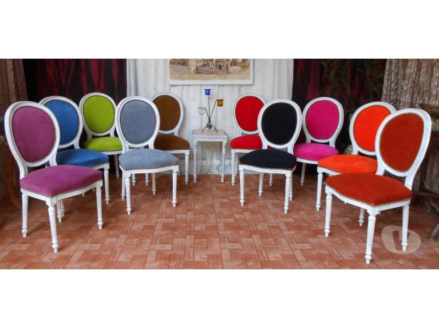 Chaises Mdaillon Soldes