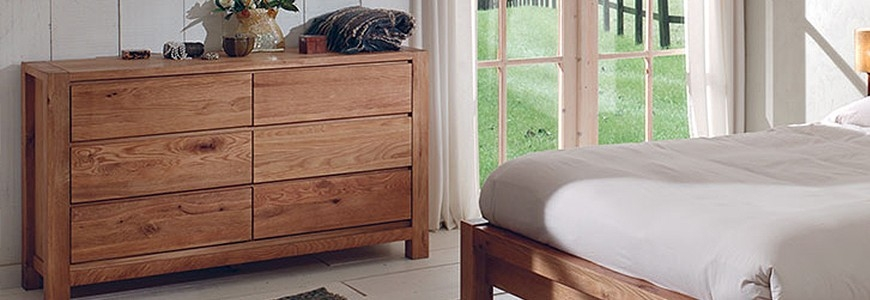 Awesome Commode Chambre En Bois Massif Images - House Design ...