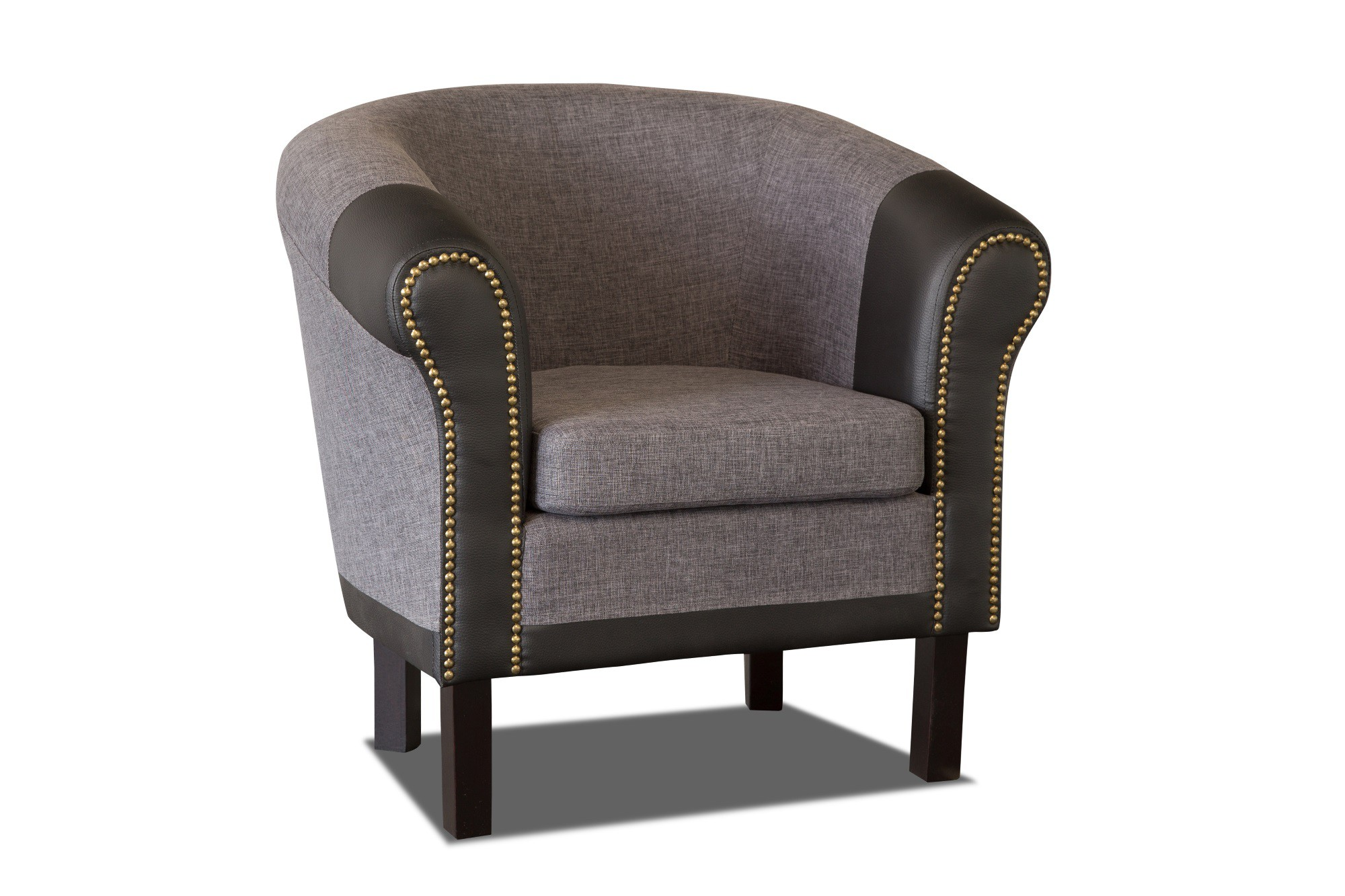 fauteuil cabriolet tissu gris id es de d coration int rieure french decor. Black Bedroom Furniture Sets. Home Design Ideas