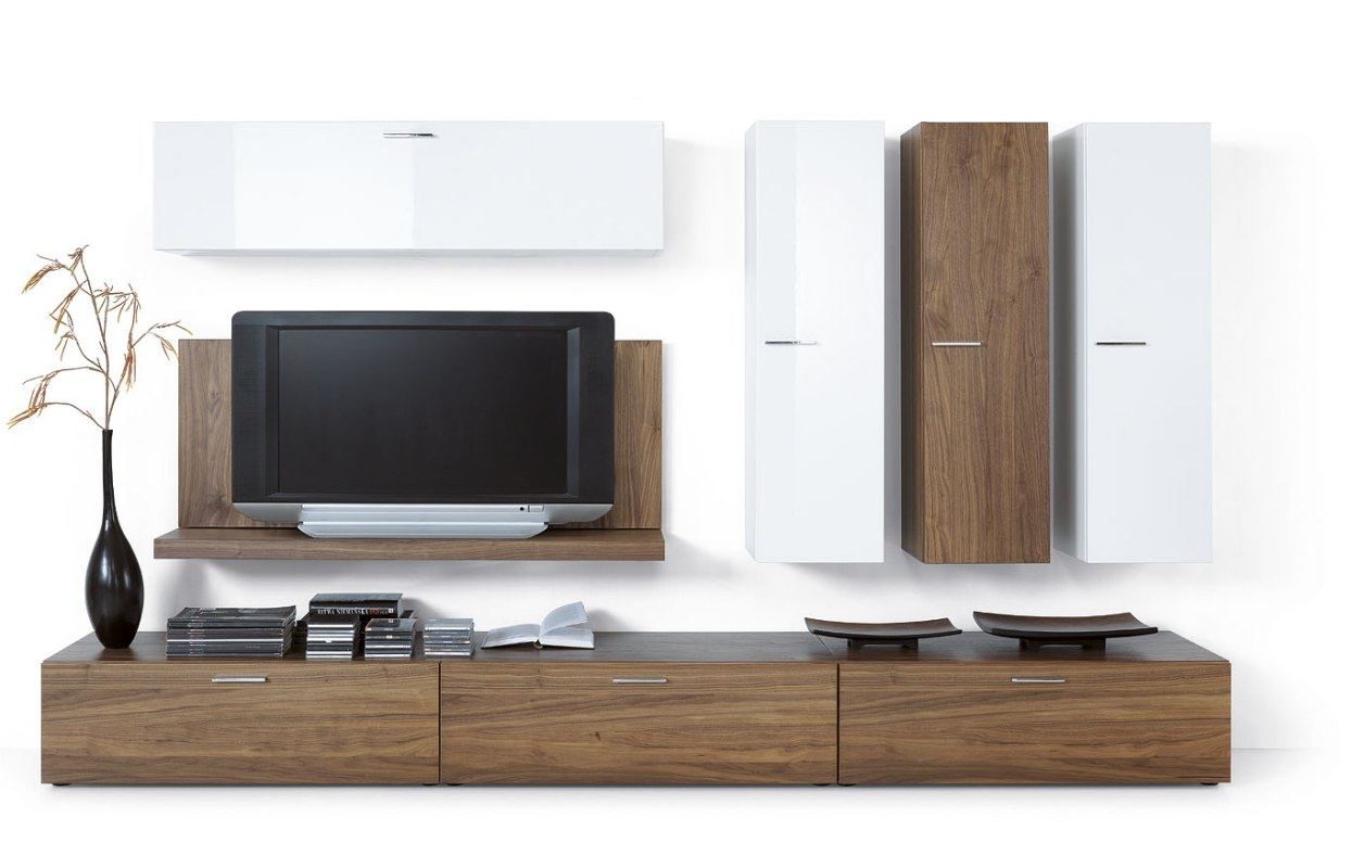 Meuble tv en bois design id es de d coration int rieure - Meuble decoration design ...