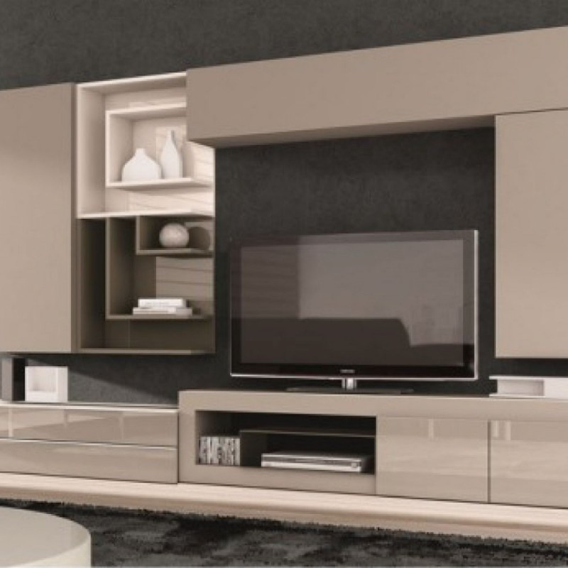 meuble tv pour grande tv id es de d coration int rieure french decor. Black Bedroom Furniture Sets. Home Design Ideas