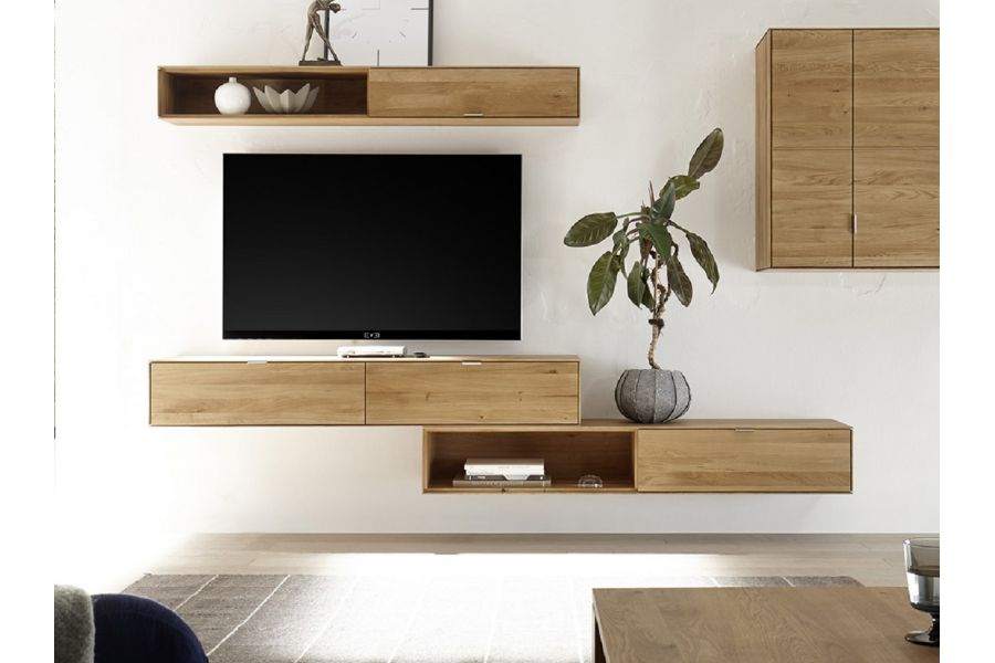 meuble tv suspendu en bois id es de d coration int rieure french decor. Black Bedroom Furniture Sets. Home Design Ideas