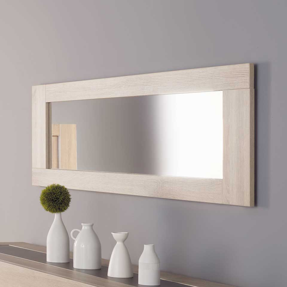 miroir horizontal mural id es de d coration int rieure french decor